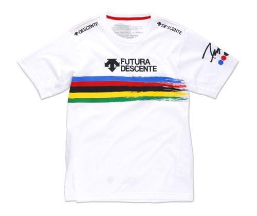 Futura Laboratories x Descente T-shirt Collection