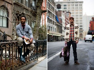 GANT - Ten New Yorkers Through the Lens of the Sartorialist