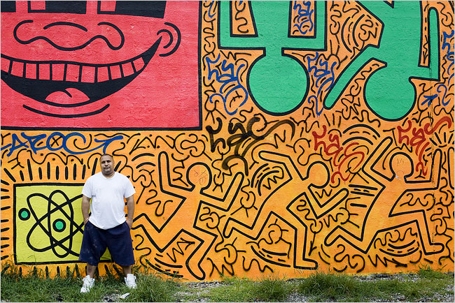 Keith Haring New York Times Article