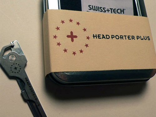 Head Porter Plus Accessories