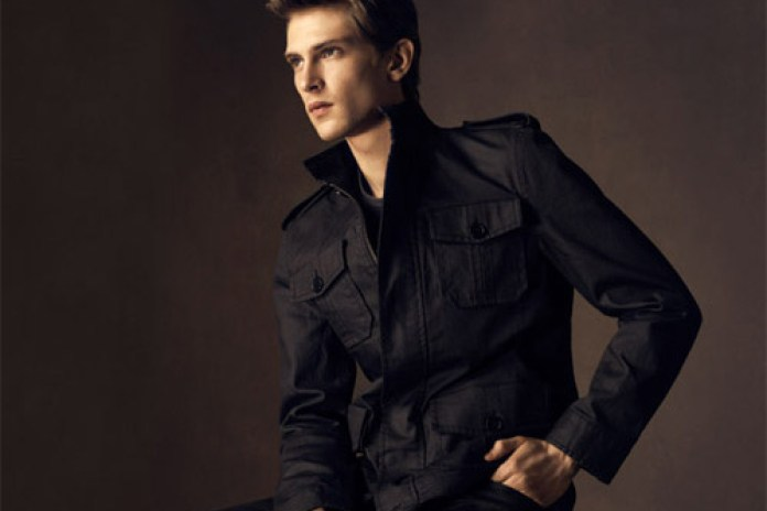 H&M Men's 2008 Fall/Winter Collection