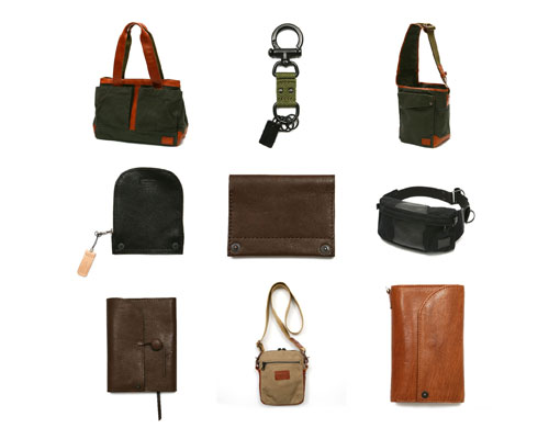 hobo 2008 Fall/Winter Accessories Collection