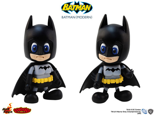 Hot Toys Batman Cosbaby Collection