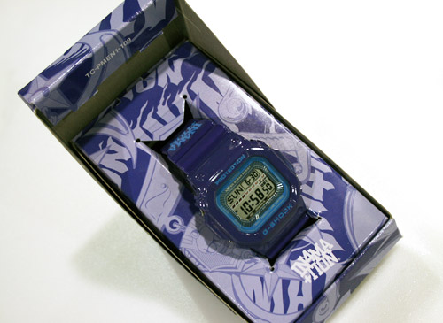 In4mation x Casio G-Shock DW-5600 Preview