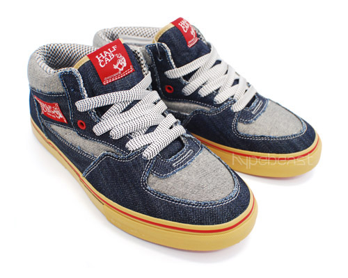In4mation x Vans Half-Cab