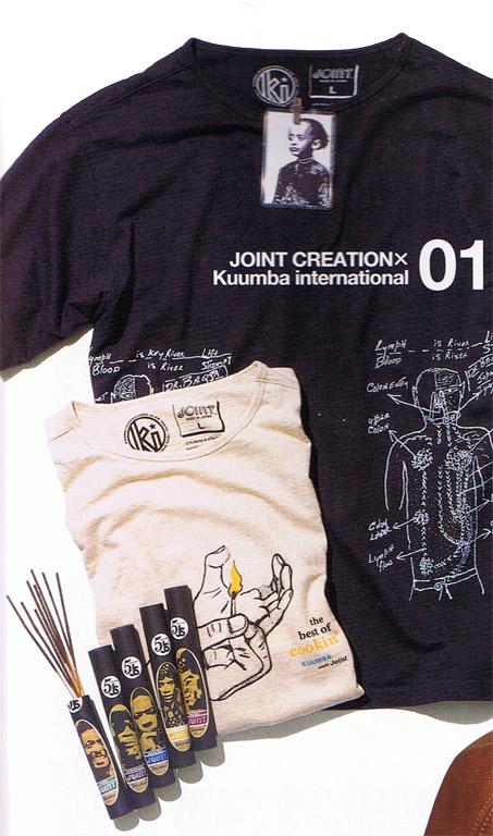 JOINT CREATION x Kuumba international