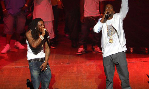 T.I. x Lil Wayne x Kanye West x Jay-z - Swagger Like Us (S.L.U)