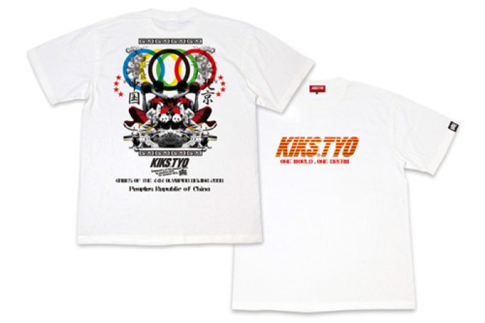 KIKS TYO Beijing Olympics T-shirt