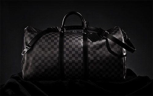 Louis Vuitton Damier Graphite Collection