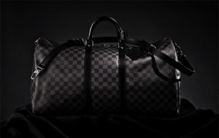 Louis Vuitton Damier Graphite Collection