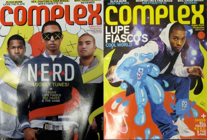 Lupe Fiasco | N.E.R.D. x Complex Magazine
