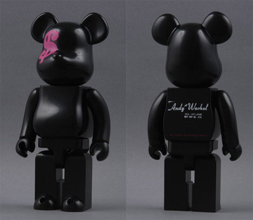 Medicom Toy Bearbrick - August 2008 Announcement