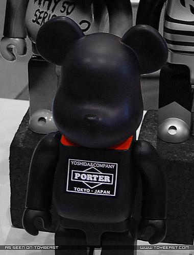 Medicom Toy Porter 400% Bearbrick