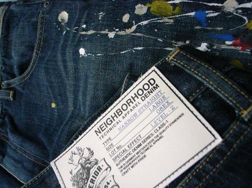 "Neighborhood 2008 2nd Series ""Dirty Harry"" Collection"