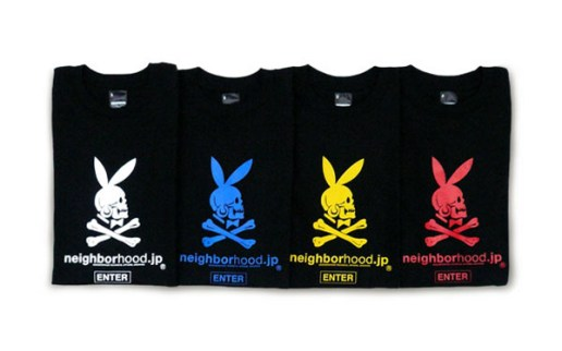 Neighborhood Enter / C T-shirt