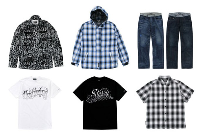 Neighborhood x Stussy - Boneyards Group 3 Preview