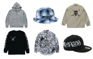 Neighborhood x Stussy - Boneyards Group 3