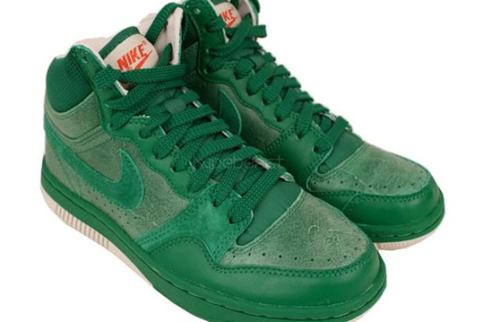 "Nike ""Aged Leather"" Court Force Hi"
