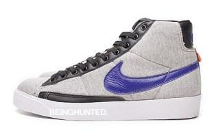 Loopwheeler x Nike Blazer