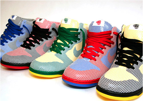 Nike Octagon Dunk High One Piece