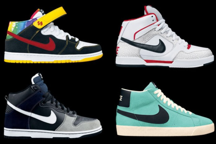 Nike SB 2008 August Collection Release