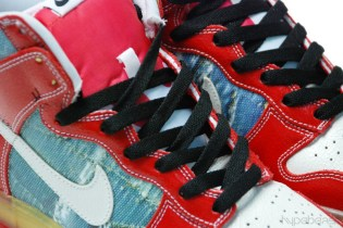 Nike SB Dunk High Shoe Goo