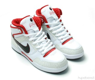 Nike SB P-Rod II High - A Closer Look