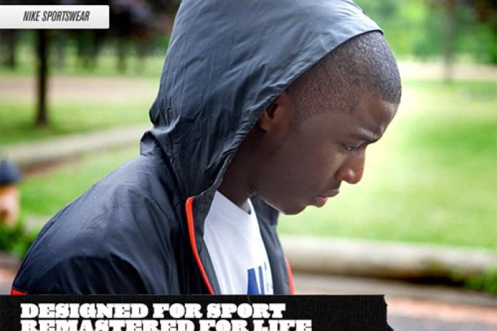 Nike Sportswear 2008 Beijing Olympics Website Relaunch