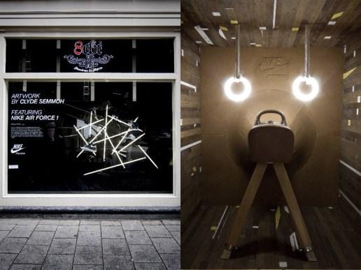 Nike Sportswear Amsterdam Installation