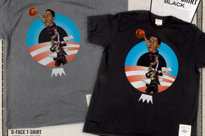 UNDRCRWN Obama T-shirt