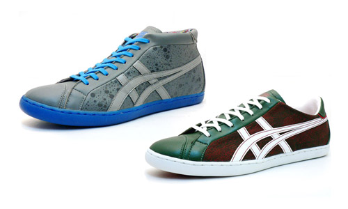 Onitsuka Tiger 2008 Fall/Winter Collection