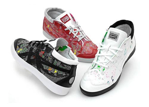 Onitsuka Tiger Sunotore 72 Shoes