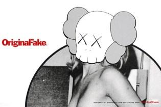Original Fake Girl Circle Tee