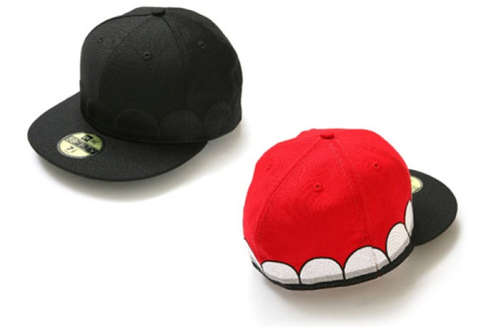 Original Fake Teeth New Era 59Fifty Cap