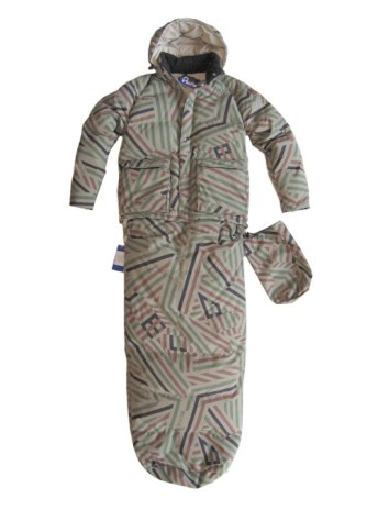 Penfield Summit Jacket & Sleeping Bag