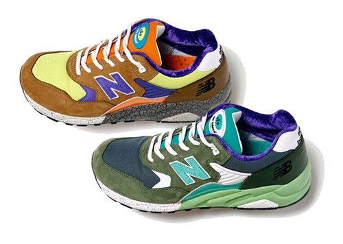 realmadHECTIC x Mita x New Balance 13th MT580 Update