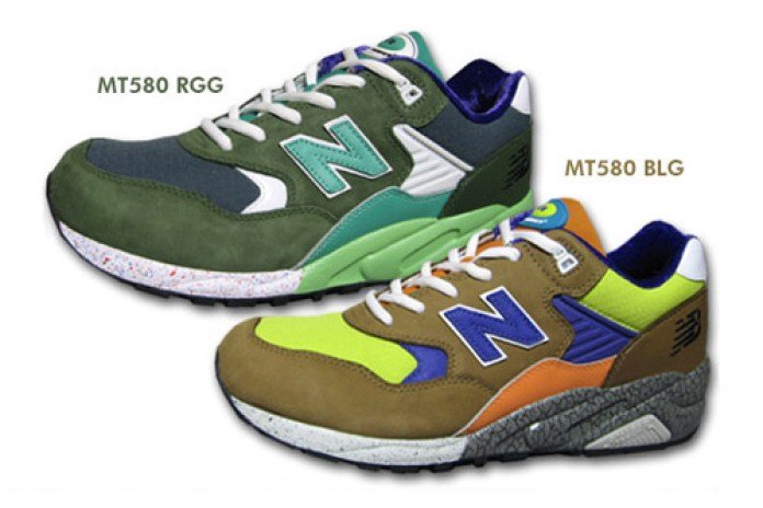 realmadHECTIC x Mita x New Balance 13th MT580