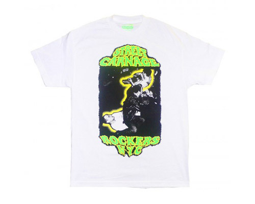 """RockersNYC x Street Carnage """"Uniting of the Misfits"""" T-shirt"""