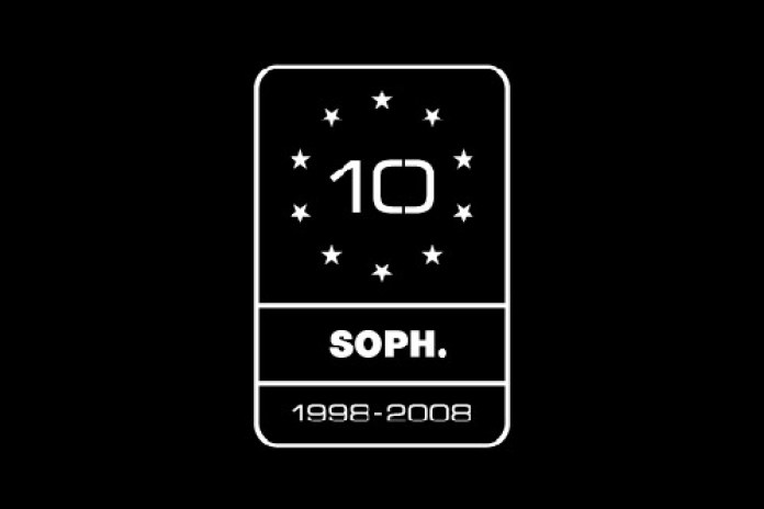 SOPH. 10th Anniversary Website