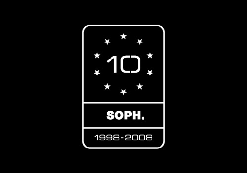 SOPH. 10th Anniversary Website