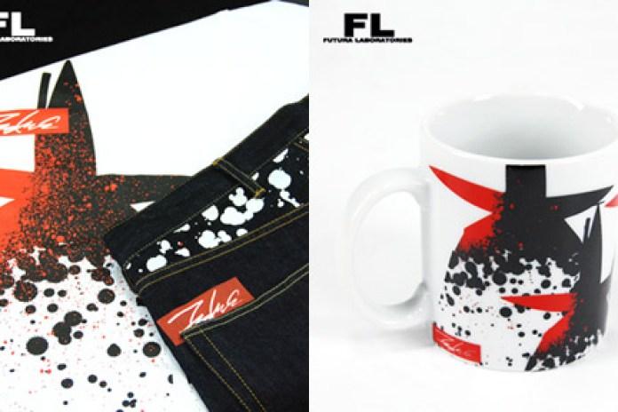 STLESS x Futura Laboratories Anniversary Collection