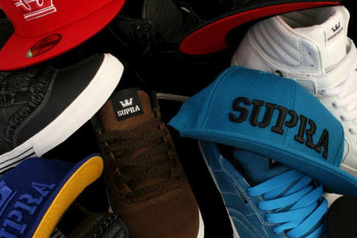 Supra x New Era 59FIFTY 2008 Fall Collection