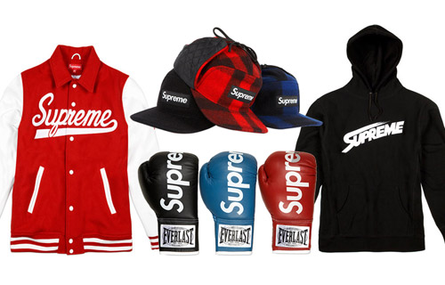 Supreme 2008 Fall/Winter Collection