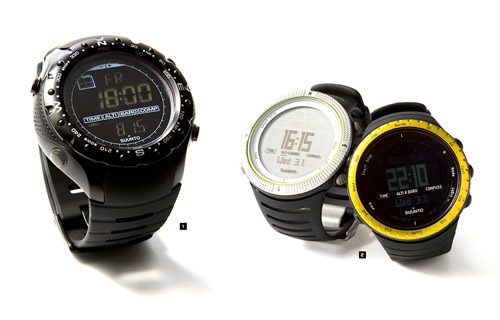 Suunto X-Lander & Core Watches