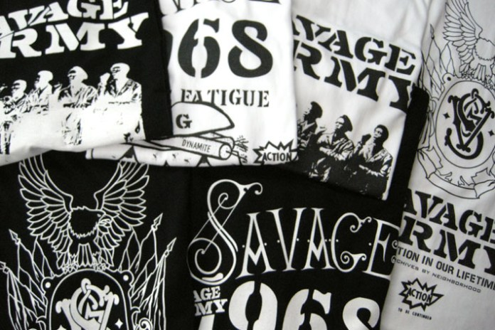 SVG Archives by Neighborhood 2008 Fall/Winter Collection