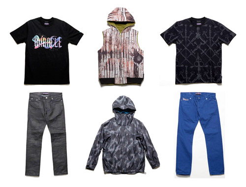"""swagger 2008 Fall/Winter """"THE PROTAGONIST"""" Collection"""