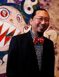 Takashi Murakami Esquire Interview