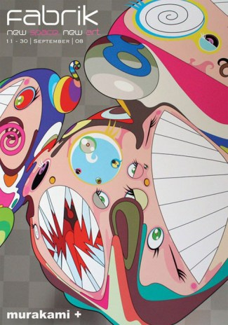 Takashi Murakami Hong Kong Exhibition