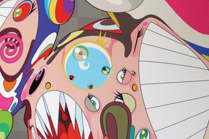 Takashi Murakami Hong Kong Exhibition