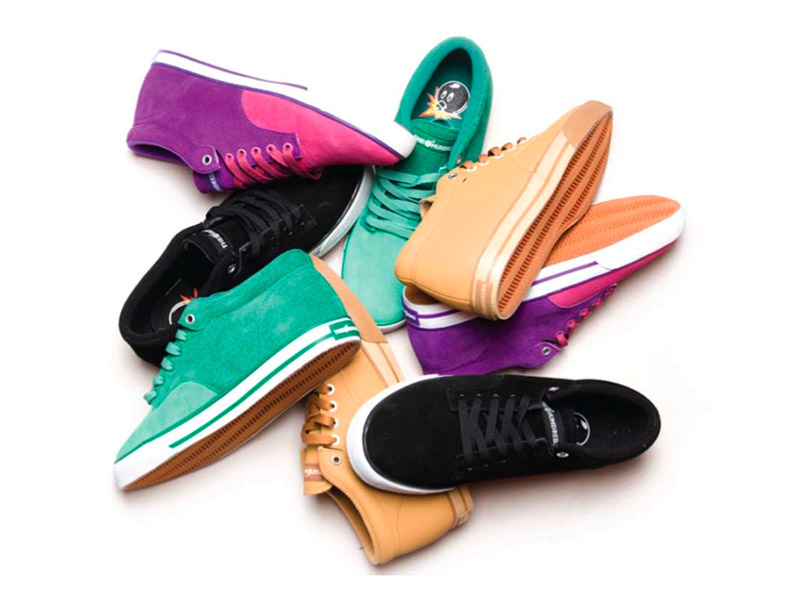 The Hundreds 2008 Fall Footwear Preview